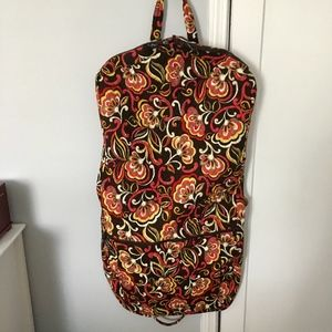 "Authentic Vera Bradley Garment Bag ""Puccini"""